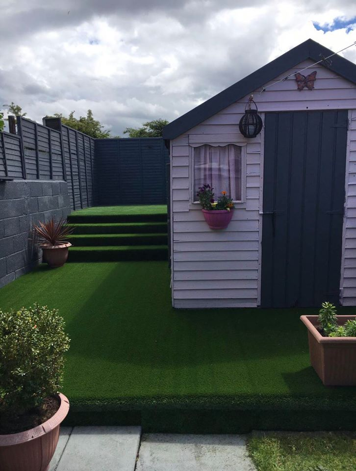 Hamptons 40mm Super Heavy Artificial Grass