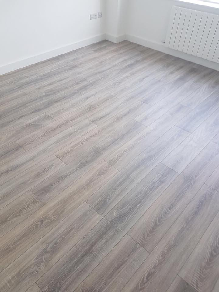 New Hampshire Grey Oak Laminate Flooring