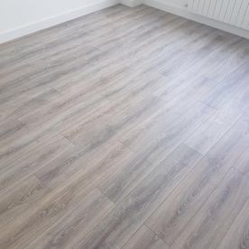 Hamptons Floor Store 10mm New Hampshire Grey Oak Laminate Flooring