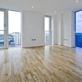 Hamptons Bearfoot 189mm Pacific 3 Strip Oak Engineered Flooring