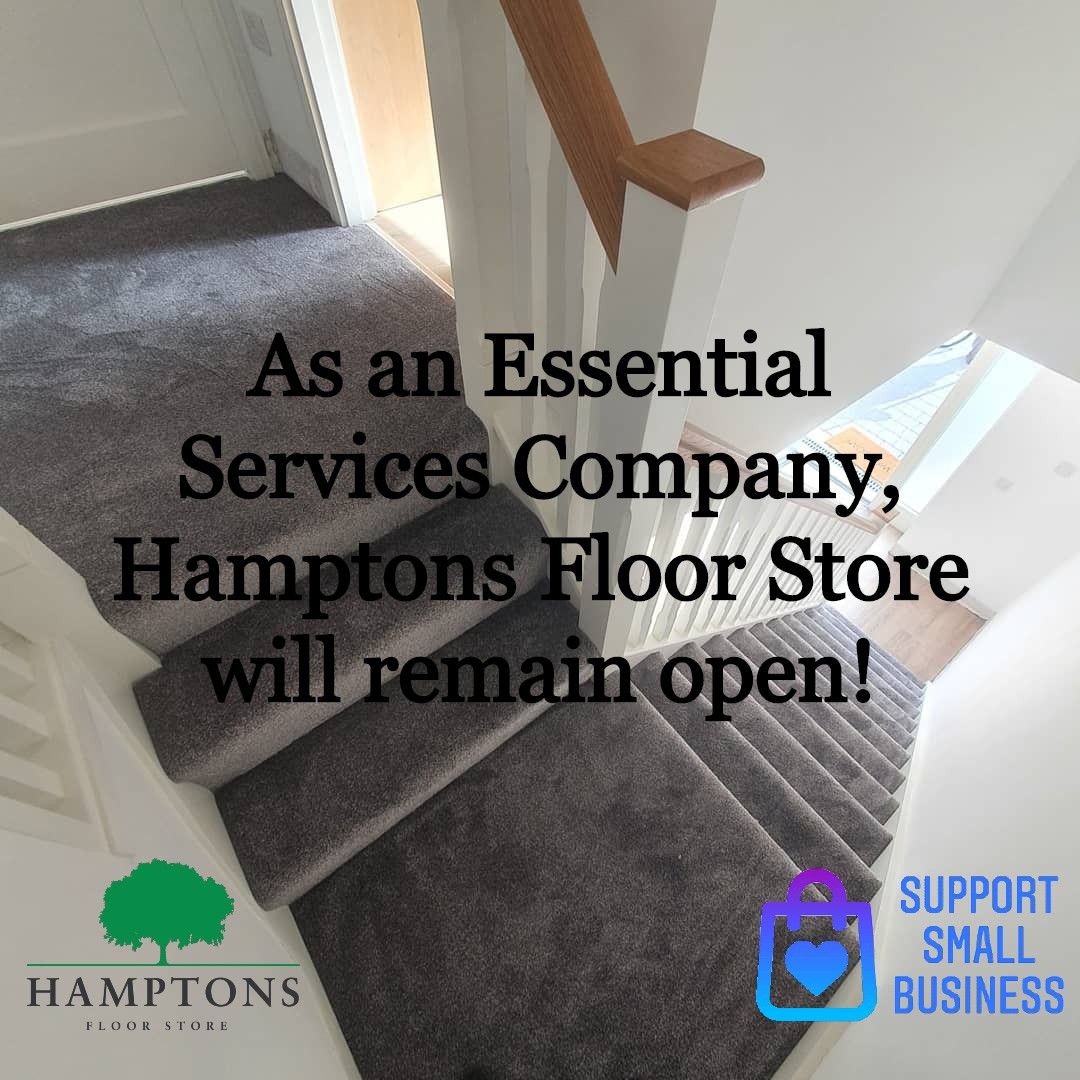 COVID-19 Level 5 Update: Hamptons remains open!