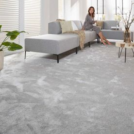 Hamptons Rhode Island Smoke Silver Soft Touch Carpet