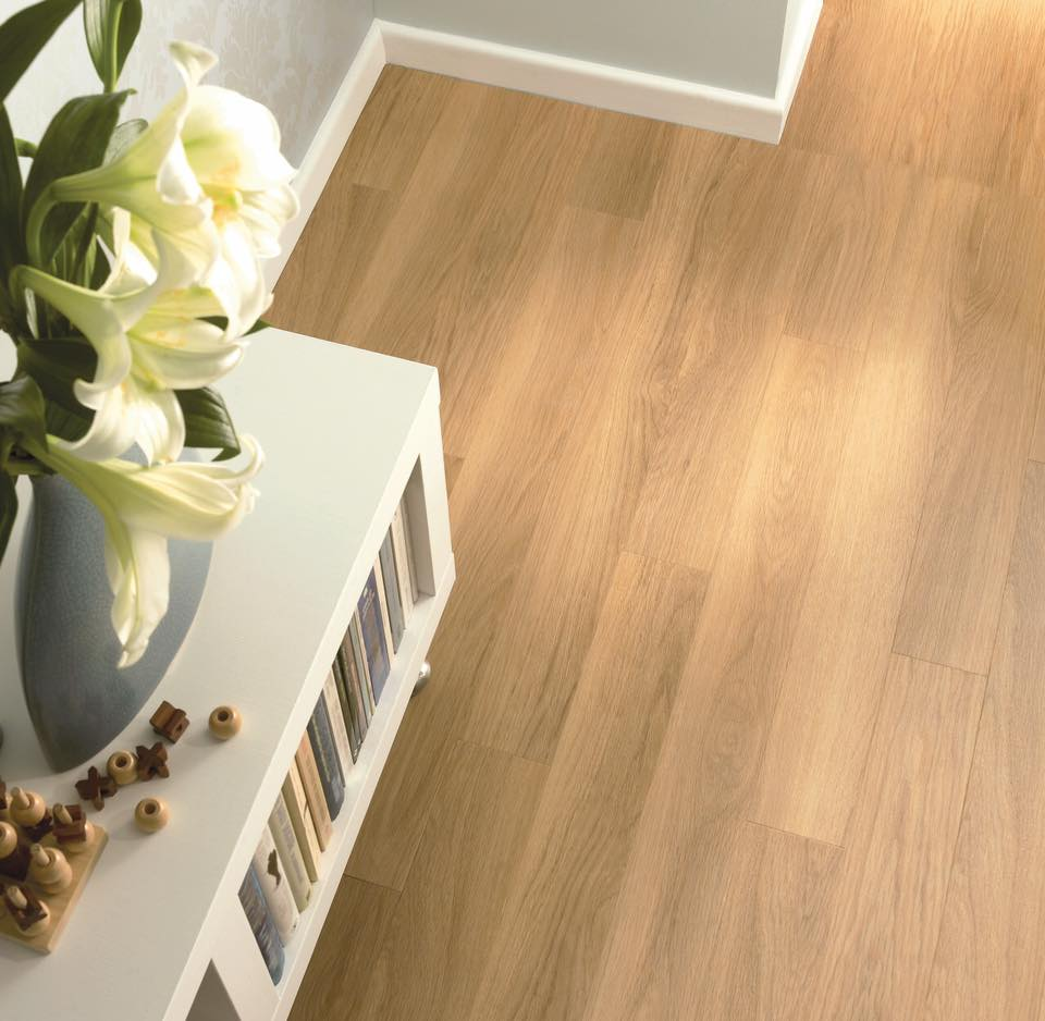 Hamptons Mansiona 7mm Walnut Laminate Flooring