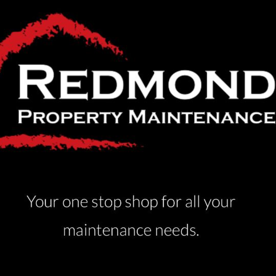 redmond property maintenance logo