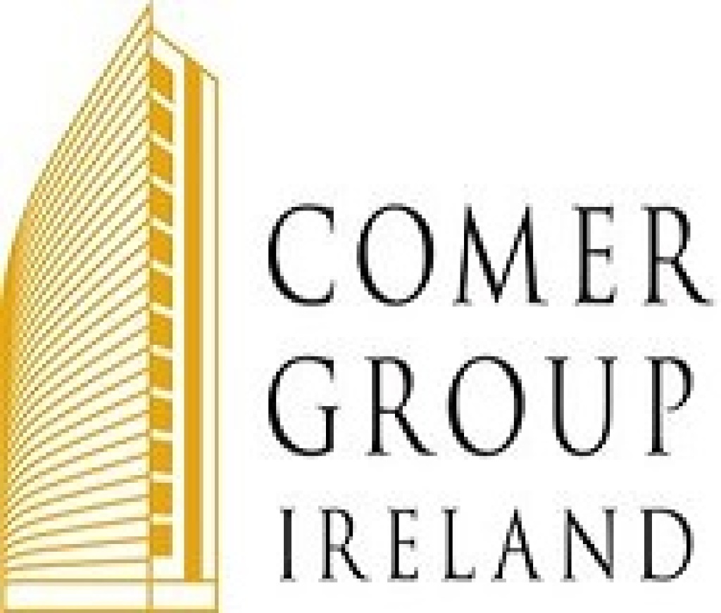 comer group ireland logo